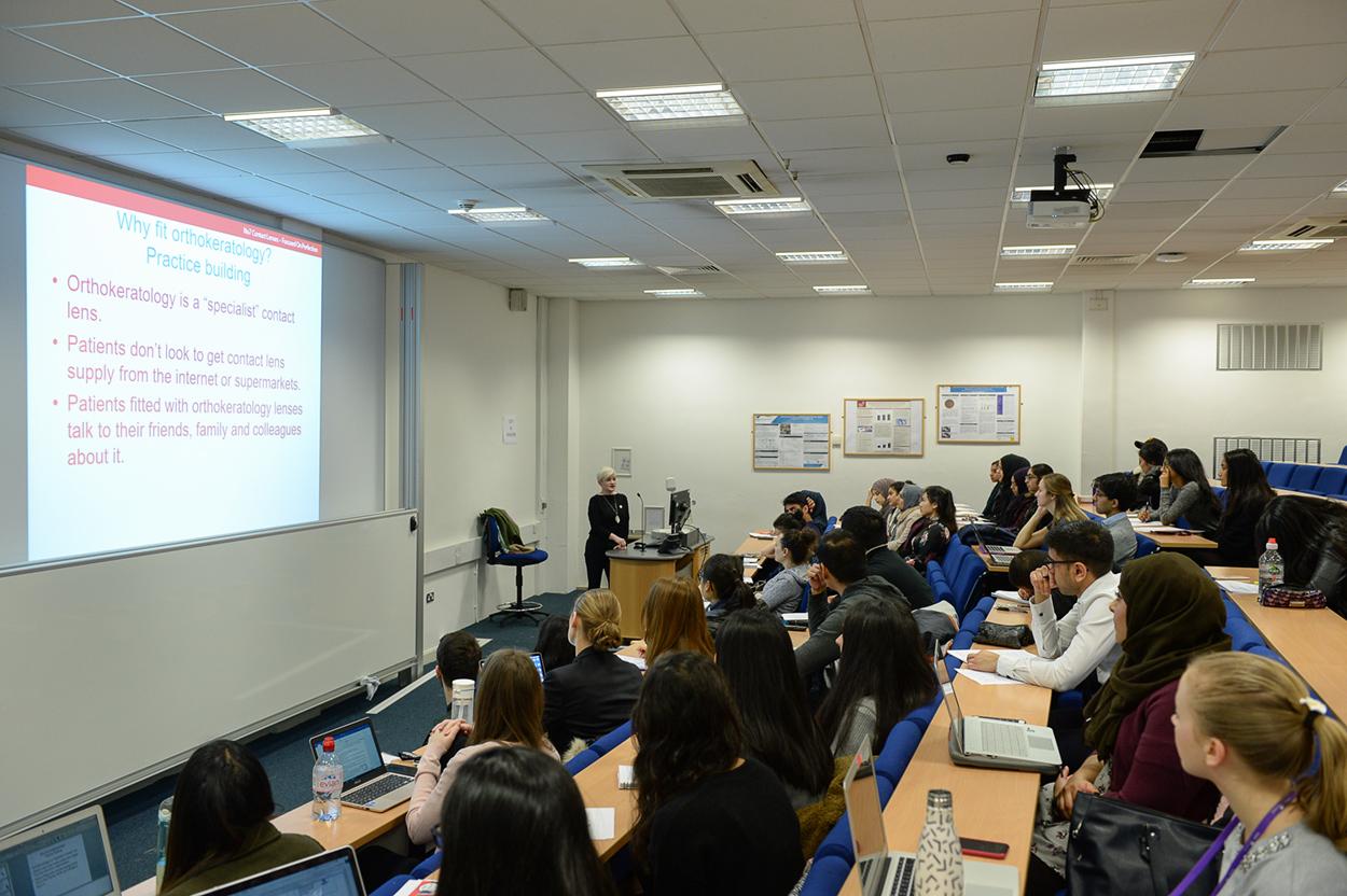 Vision Sciences, Aston University - Birmingham