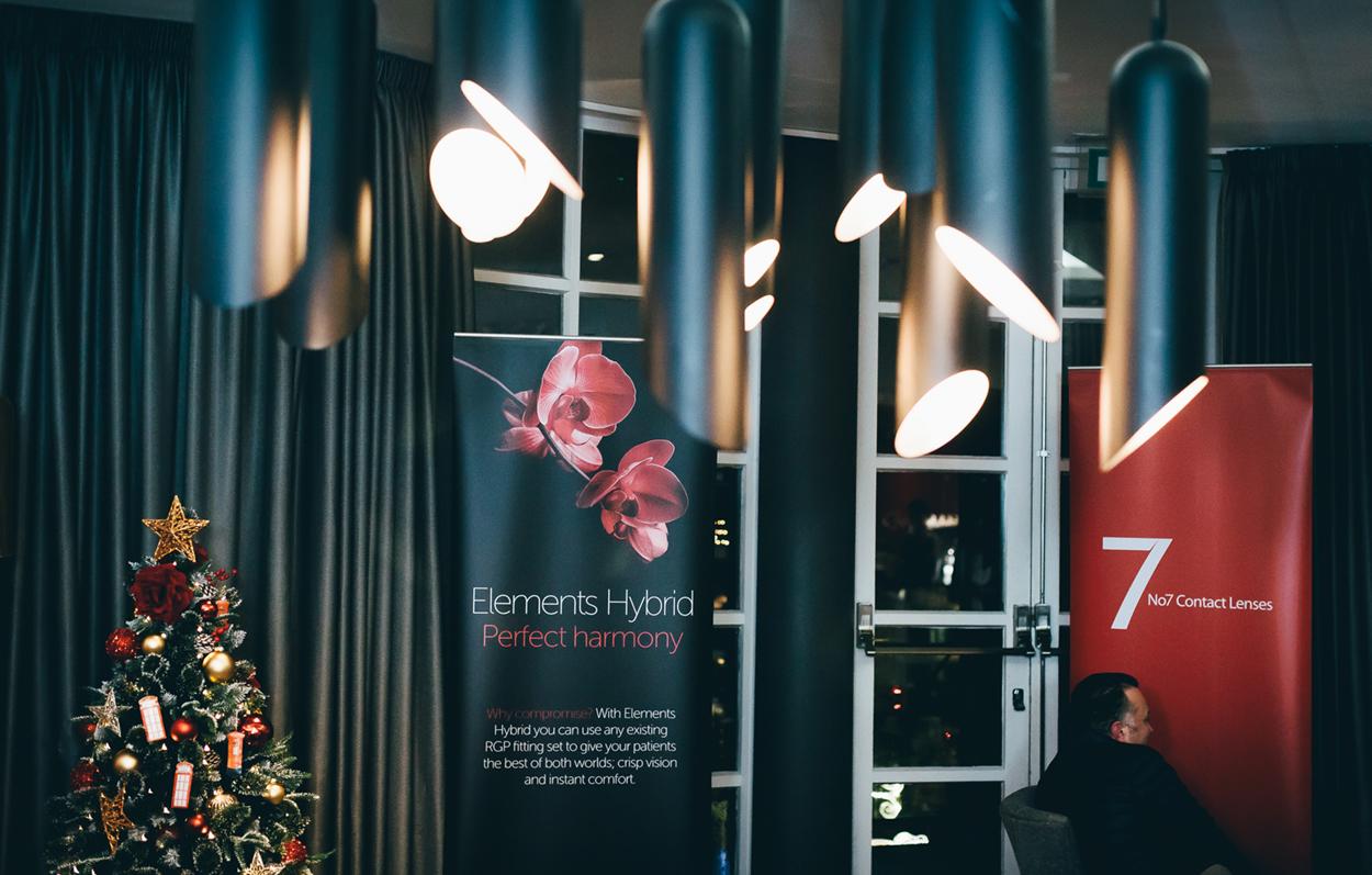 Elements Hybrid Launch, Crown Plaza - Kensington