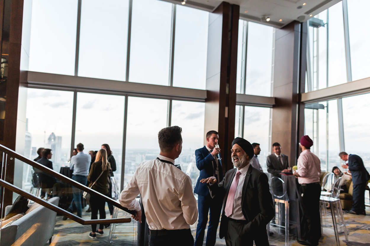 ICD FlexFit Launch, The Shard - London